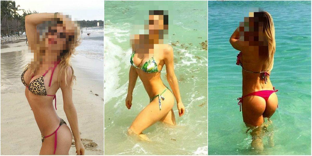 Sofía Macaggi: A mi novio le gusta sacarme fotos en bikini