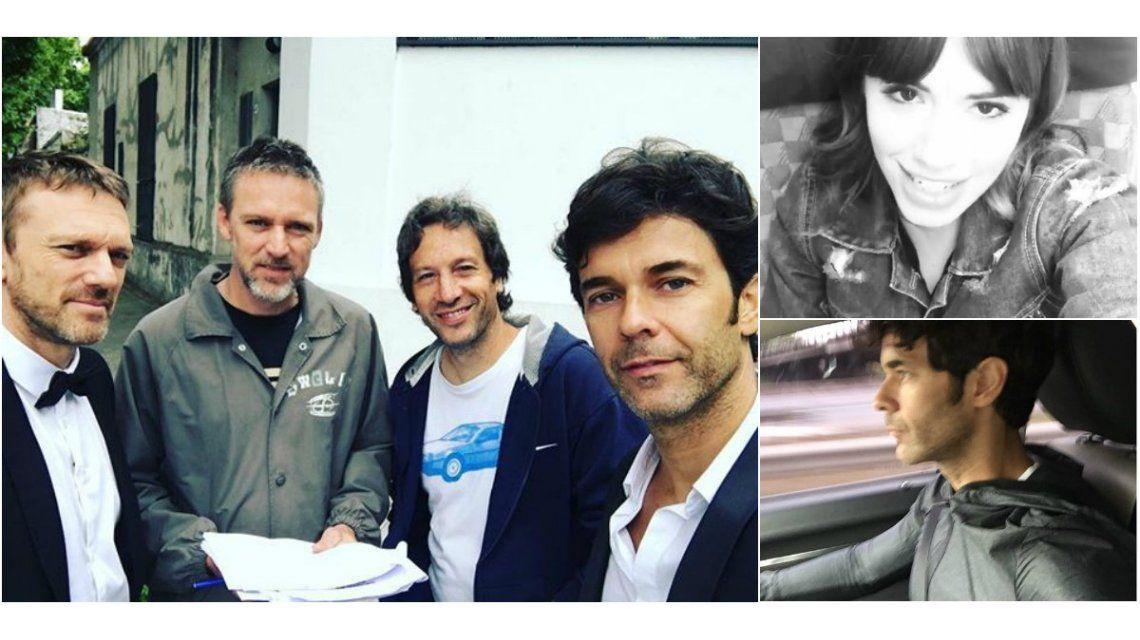El blooper del elenco de Esperanza Mía y, ¿adelanto del casamiento de Lali Espósito y Mariano Martínez?
