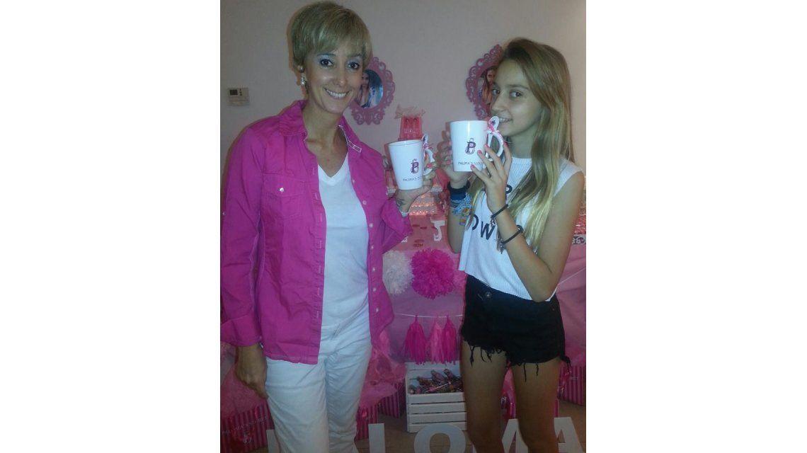 La intimidad del cumpleaños de la hija de Marisa Brel