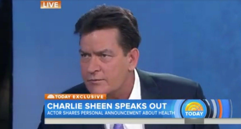 Charlie Sheen: Estoy aquí para admitir que tengo HIV positivo