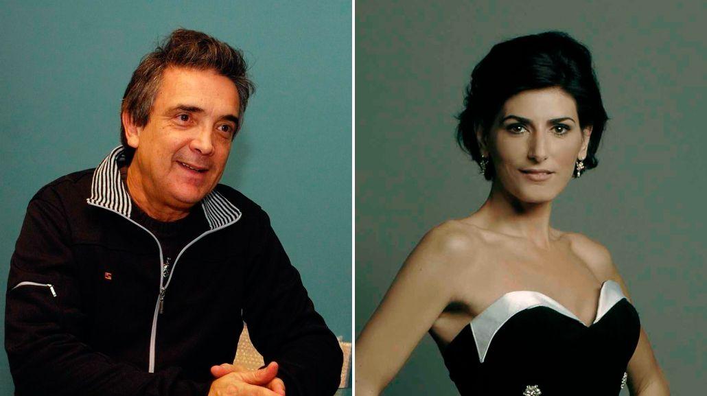 Cecilia Milone y Nito Artaza, cada vez más cerca: vuelven a subirse juntos a los escenarios
