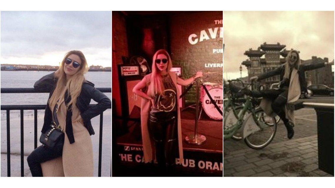 Las divertidas vacaciones de soltera de Evangelina Anderson
