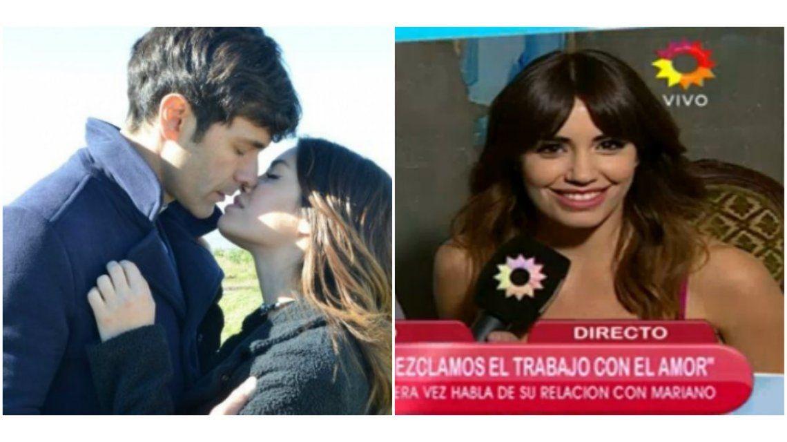 Lali Espósito respondió sobre los besos con Mariano Martínez en Esperanza Mía: ¿realidad o ficción?