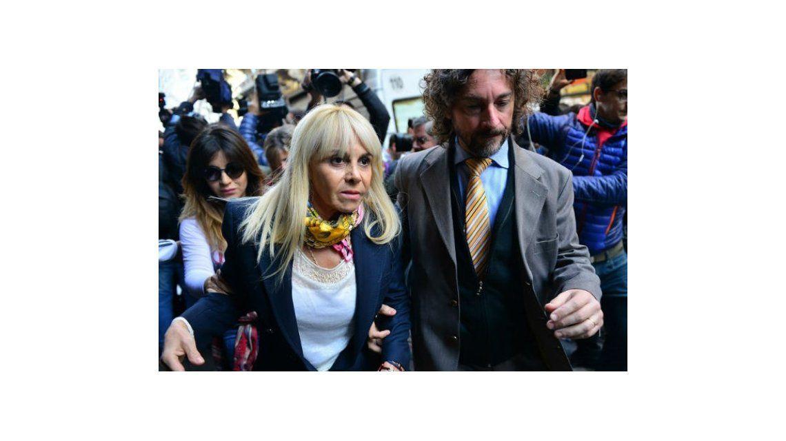 Habló en vivo Claudia Villafañe: No me preocupa en lo más mínimo lo que hacen