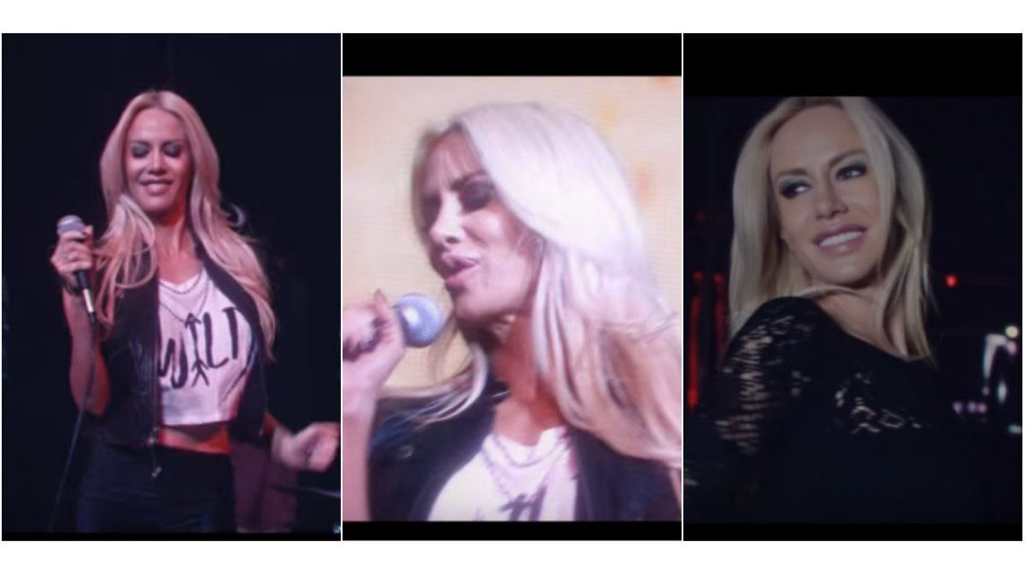 De Luli Pop a cantante de cumbia: el nuevo videoclip de Luciana Salazar