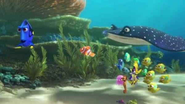 Mirá el trailer de Buscando a Dory, la secuela de Buscando a Nemo