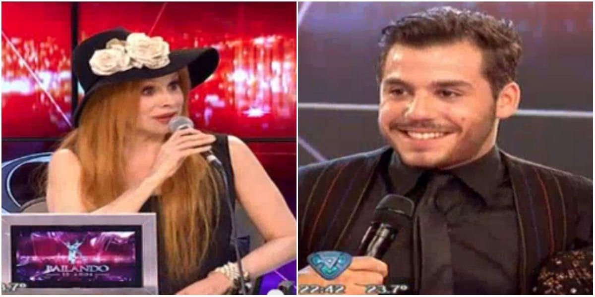 Fernando Dente y Nacha Guevara, amigados por una inesperada noticia: Estamos muy contentos