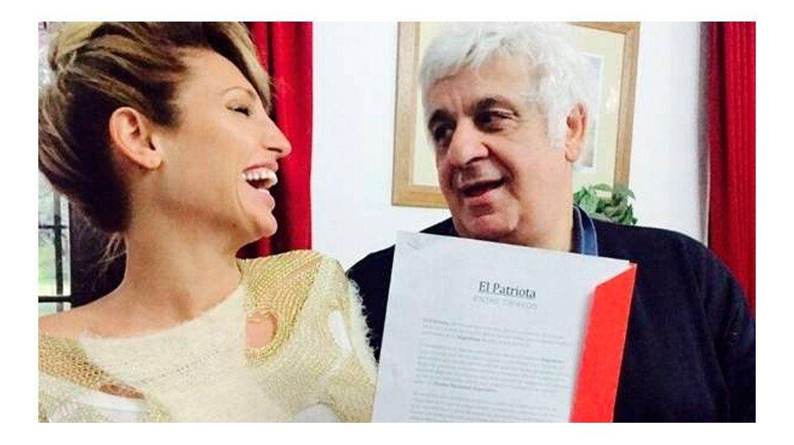 Alberto Samid reveló por qué se bajó de la obra de teatro que iba a hacer con Vicky Xipolitakis