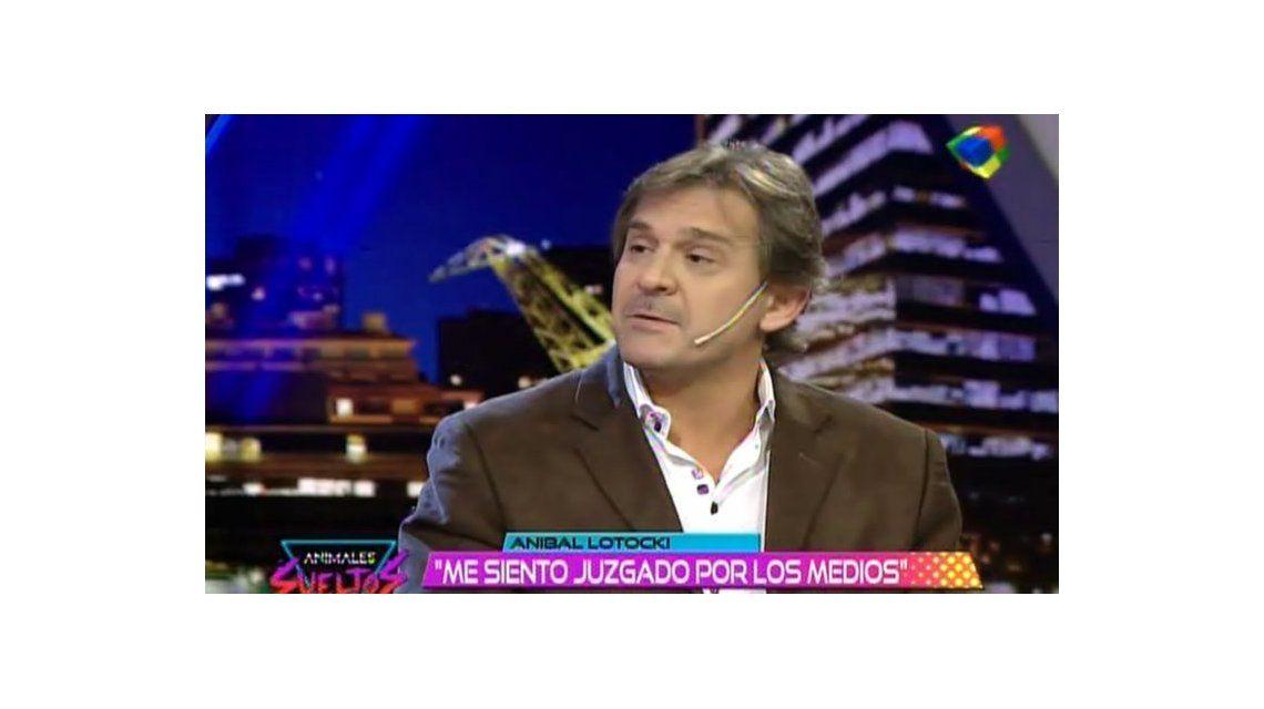 Aníbal Lotocki, polémico: Silvina Luna hizo prensa con su salud