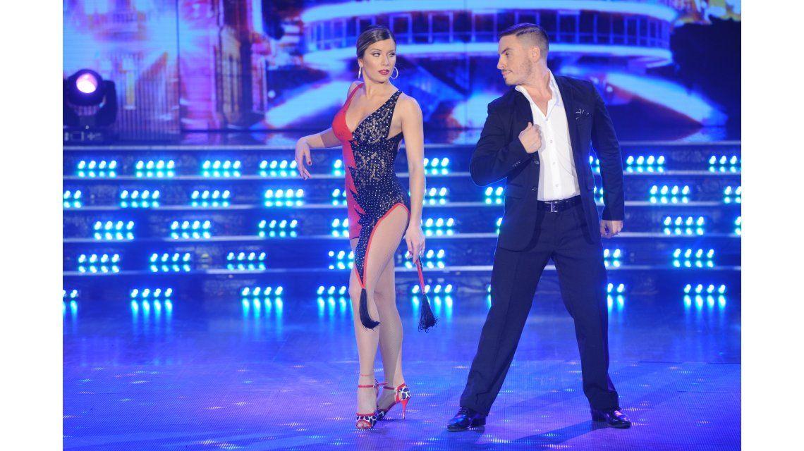Nacha Guevara criticó el look de Fede Bal, que bailó al ritmo del 2x4: Un verdadero tanguero...