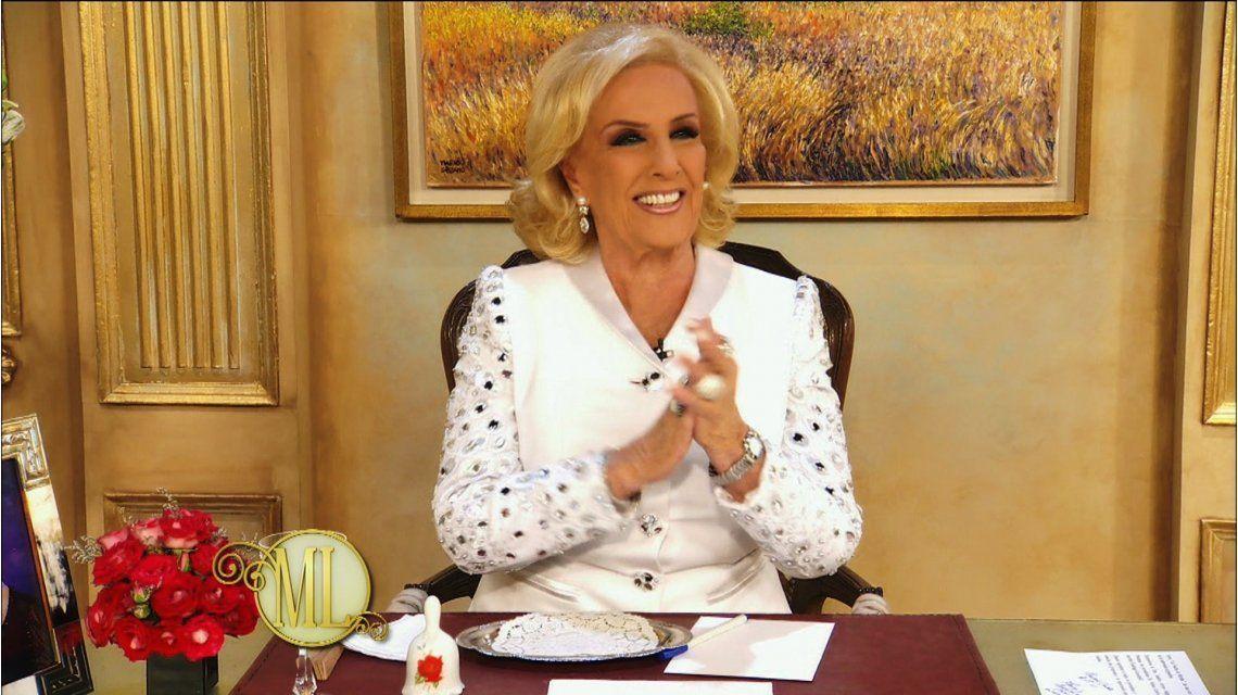 Confirmado: Mirtha Legrand hará los almuerzos desde Mar del Plata