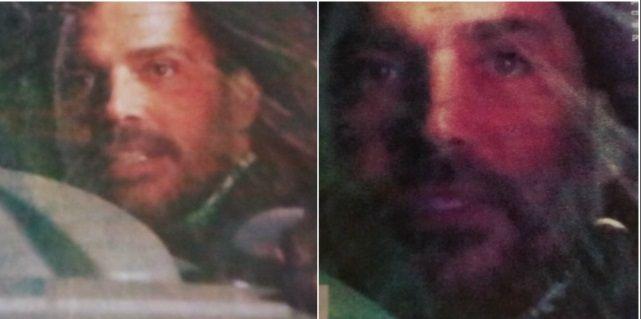 Las primeras imágenes de Matías Alé en medio del brote psicótico: mirada perdida, irreconocible y alterado