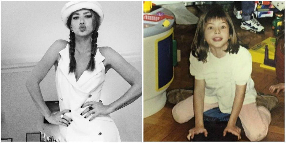 La particular infancia de la China Suárez en el colegio: Lo que hacían las chicas me parecía tonto y aburrido