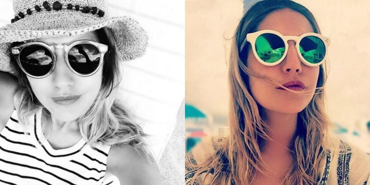 Micaela Tinelli: Esa costumbre de mie... que tienen de sacarte fotos cuando estás disfrutando