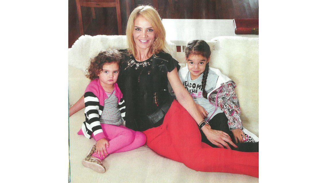 Eliana Guercio quiere agrandar la familia: Ahora voy por el varón