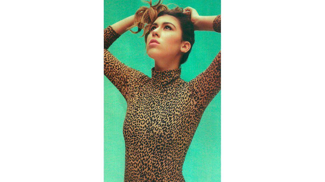 Renata Repetto, la hija de Nico y Florencia Raggi, debutó como modelo