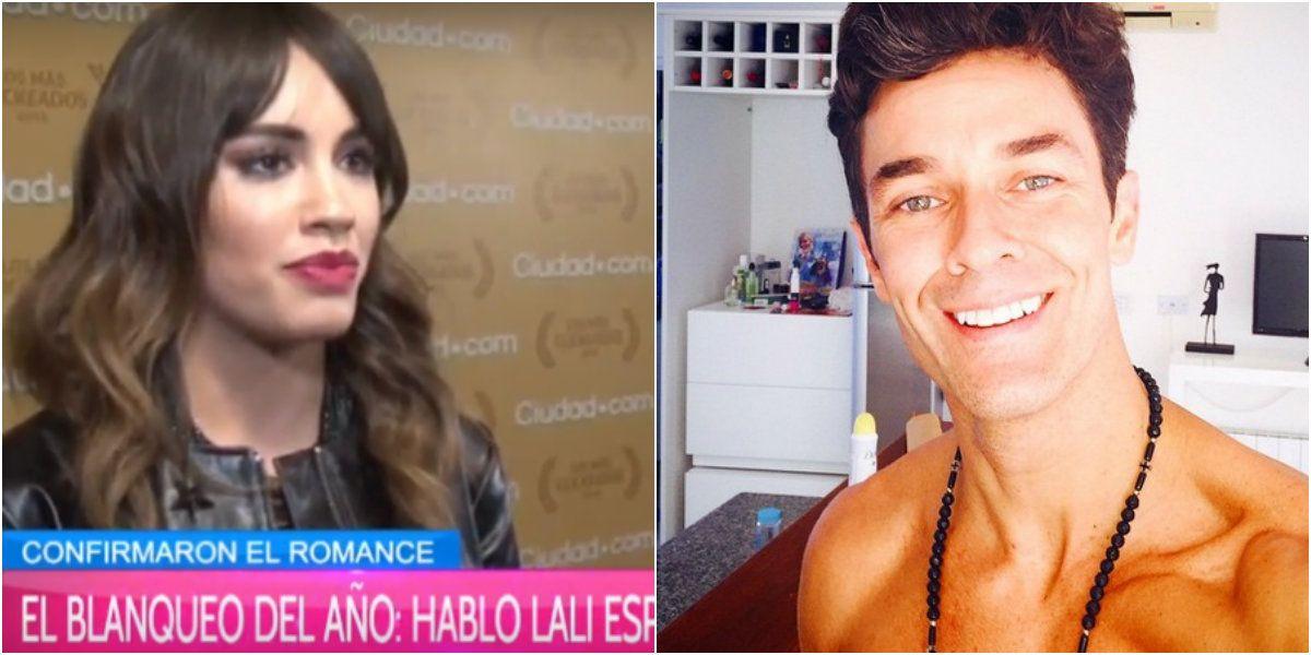 Lali Espósito dio detalles de cómo comenzó  su historia de amor con Mariano Martínez