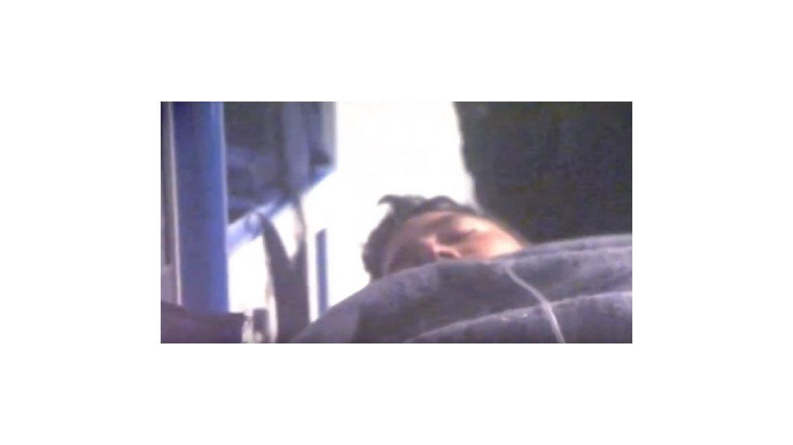 Matías Alé tuvo un pico de fiebre y lo atendieron en el Sanatorio Otamendi: sus primeras palabras
