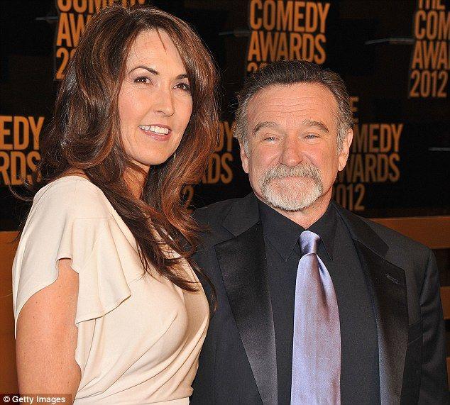 La mujer de Robin Williams contó cómo fue su última noche: Su adiós todavía sigue siendo un misterio