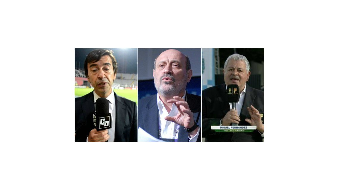 Sigue la guerra de periodistas: ahora Alfredo Leuco disparó contra Titi Fernández y Marcelo Benedetto