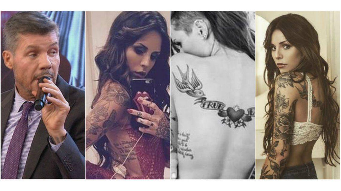 El nuevo tatuaje que se quiere hacer Candelaria pero Tinelli no la deja: ¡Tiene muchos; ya está!