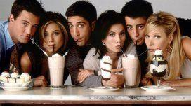 Fuerte indignación de los fanáticos de Friends en las redes: el motivo