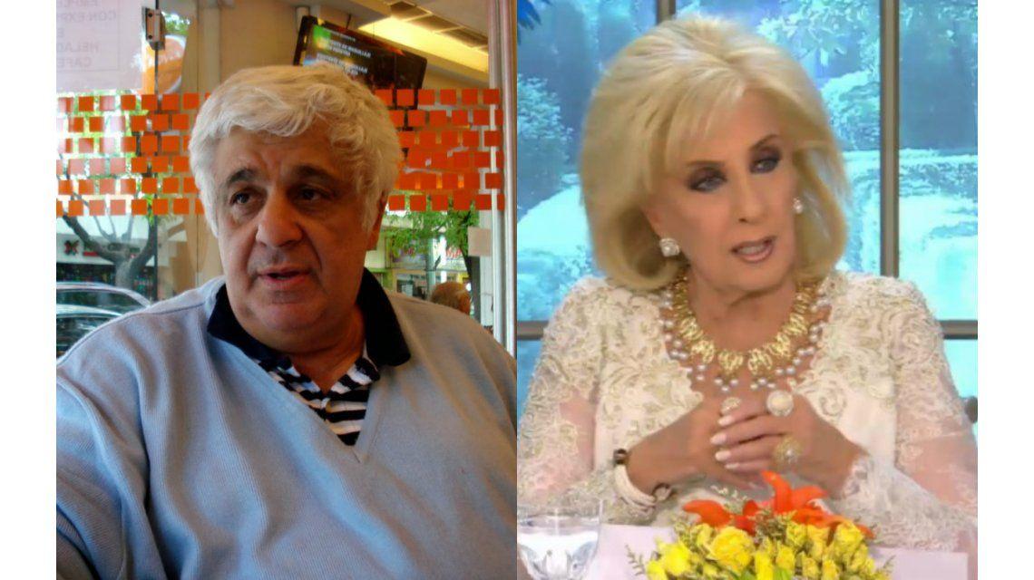 ¿Por qué Alberto Samid no fue al almuerzo de Mirtha Legrand?