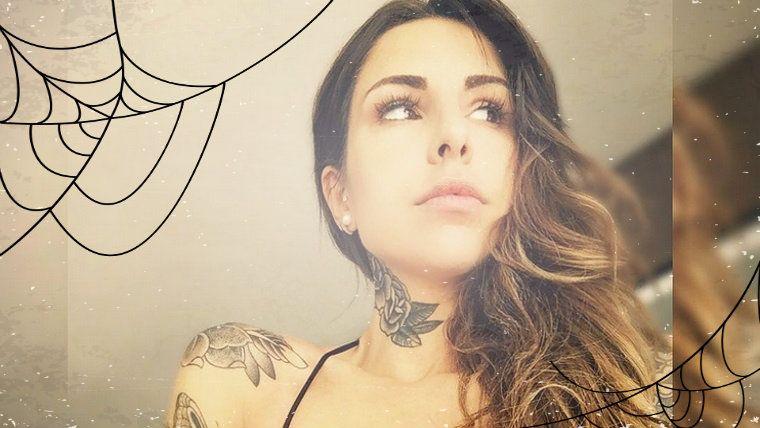 El misterioso tuit de Candelaria Tinelli en Halloween: Aprovechan las zorras reprimidas para ponerse en pelotas