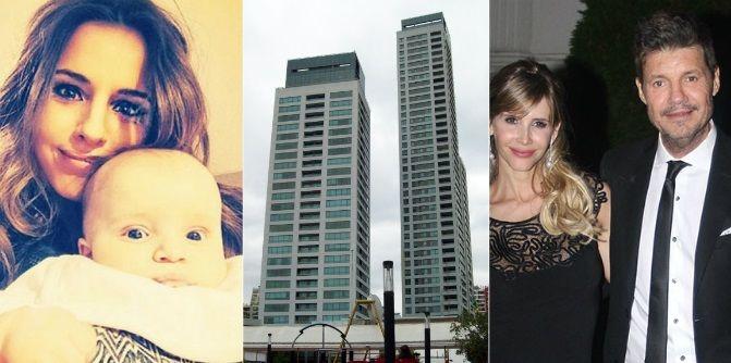 Mismo edificio pero departamentos separados: Lorenzo casi que vive en el ascensor, dijo Candelaria Tinelli