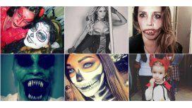 ¿Dulce o truco? Los famosos festejan Halloween en las redes sociales