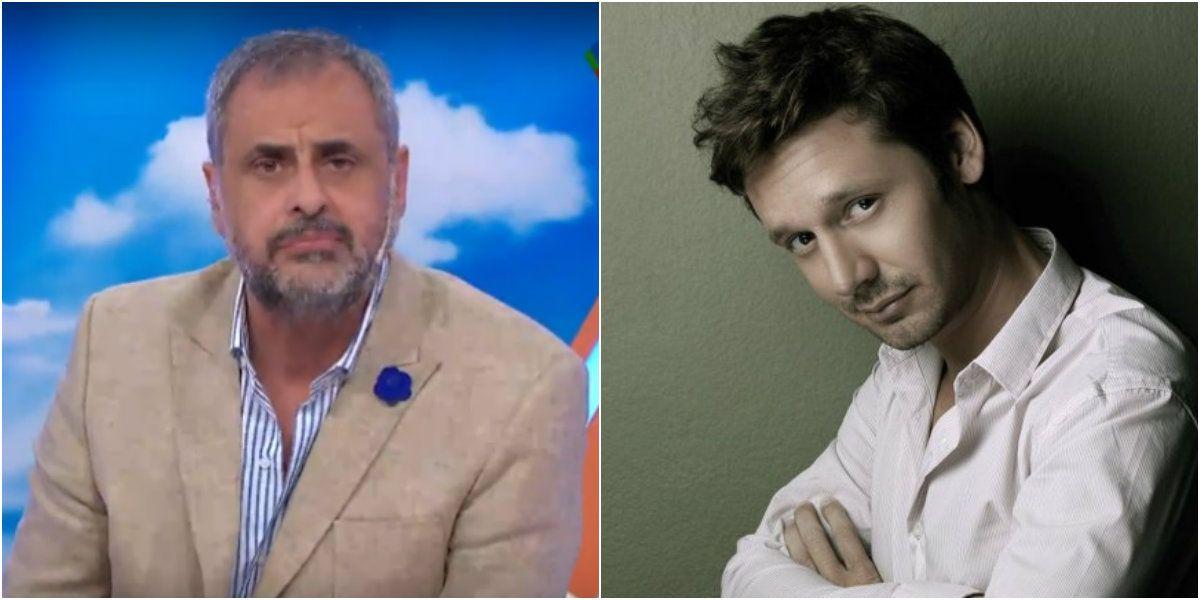 El descargo de Jorge Rial contra los medios chilenos y Benjamín Vicuña: Defienden a su Principito