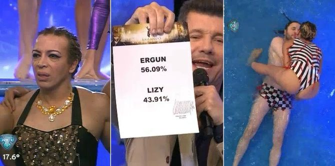 Ergun Demir eliminó a Lizy Tagliani y sigue en el Bailando 2015: reviví el duelo