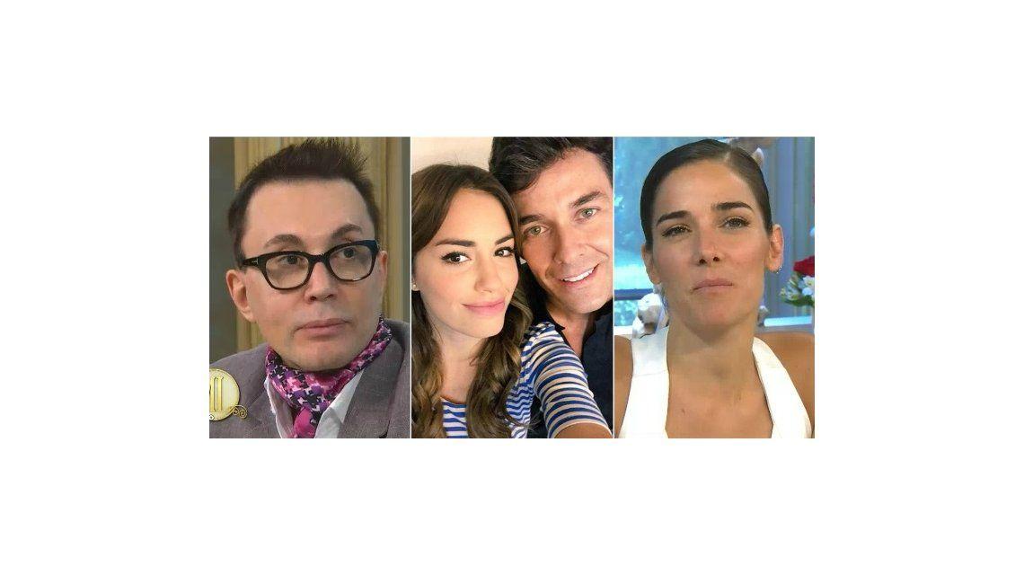 El insólito cruce de Marcelo Polino y Juana Viale en el programa de Mirtha por Lali Espósito y Mariano Martínez