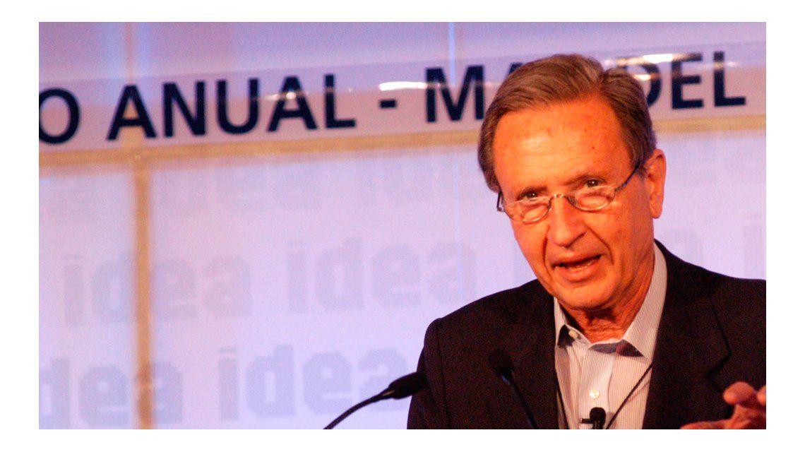 La falsa muerte de Mariano Grondona: los famosos que lo despidieron