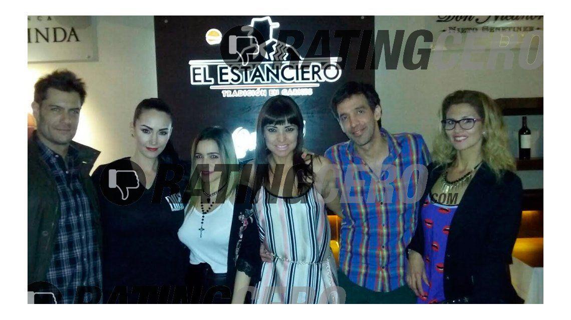 Andrea Estévez ya tiene nuevo novio: mirá la foto