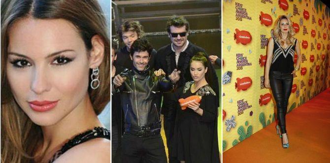 Pampita faltó sin avisar a los Kids Choice Awards y la debió reemplazar Julieta Cardinali a último momento