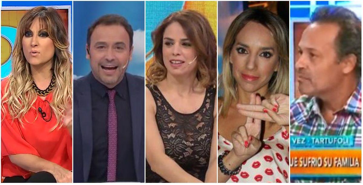 ¿Qué opina Marina Calabró de cada uno de sus compañeros del panel de Intrusos?