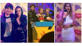 Se estregaron los los Kids Choice Awards: mirá los looks de las famosas