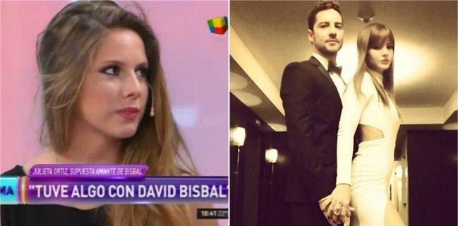 El sincericidio de la supuesta amante de David Bisbal: Yo quería conocer a algún famoso; tuvimos sexo