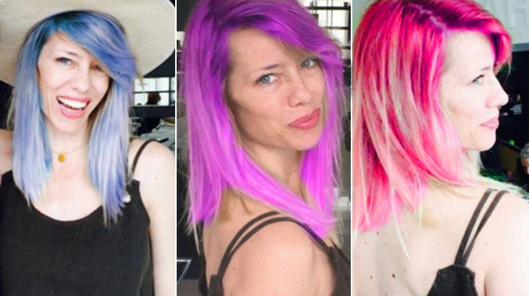 El nuevo look de Nicole Neumann, que es tendencia para el verano 2016: ¡Me animé!