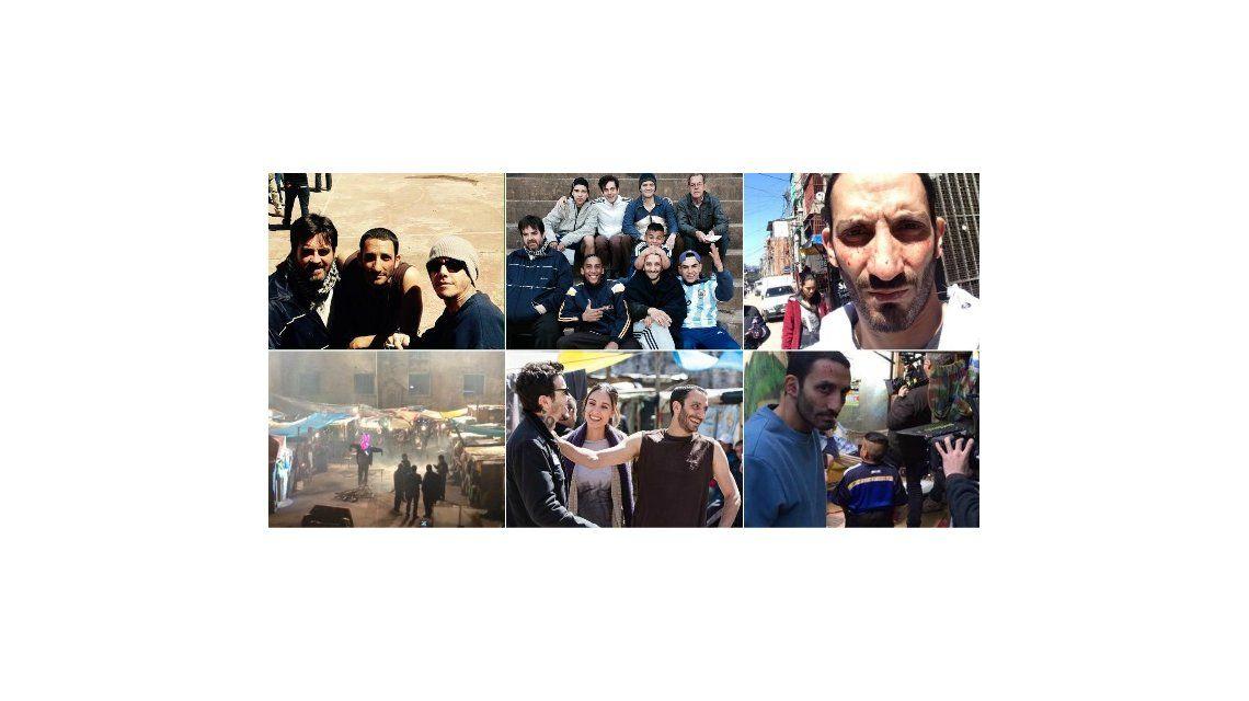 El backstage de las grabaciones de El Marginal en Caseros: así será el nuevo policial de Sebastián Ortega