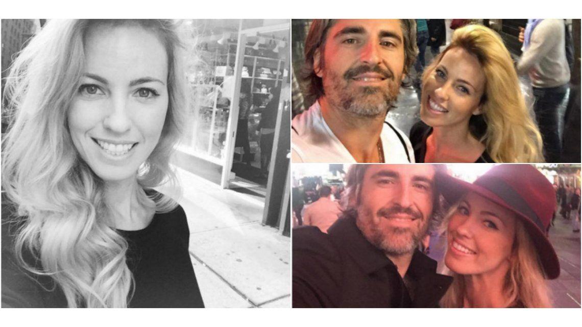 Las románticas vacaciones de Rocío Guirao Díaz y su marido en Nueva York