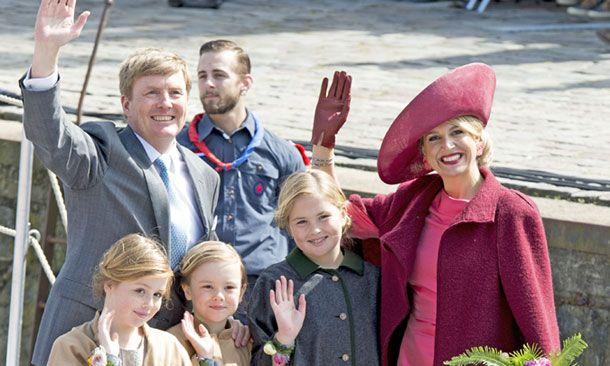 Las vacaciones de Máxima y la familia real en China que generaron polémica: el motivo