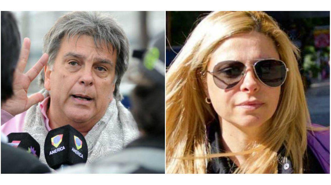 Ventura y Fabiana Liuzzi no llegaron a un acuerdo por su hijo y hay nueva mediación