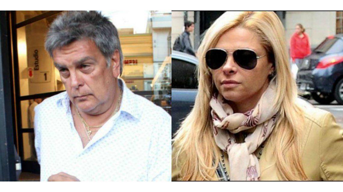 Luis Ventura viajó a Córdoba para arreglar su situación legal con Fabiana Liuzzi