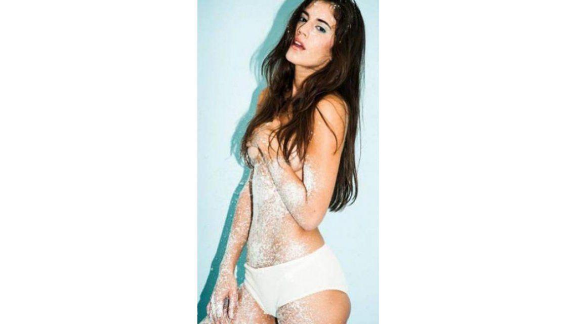 Quién es Natacha Eguía, la novia hot de Juan Imhoff, el Puma del momento