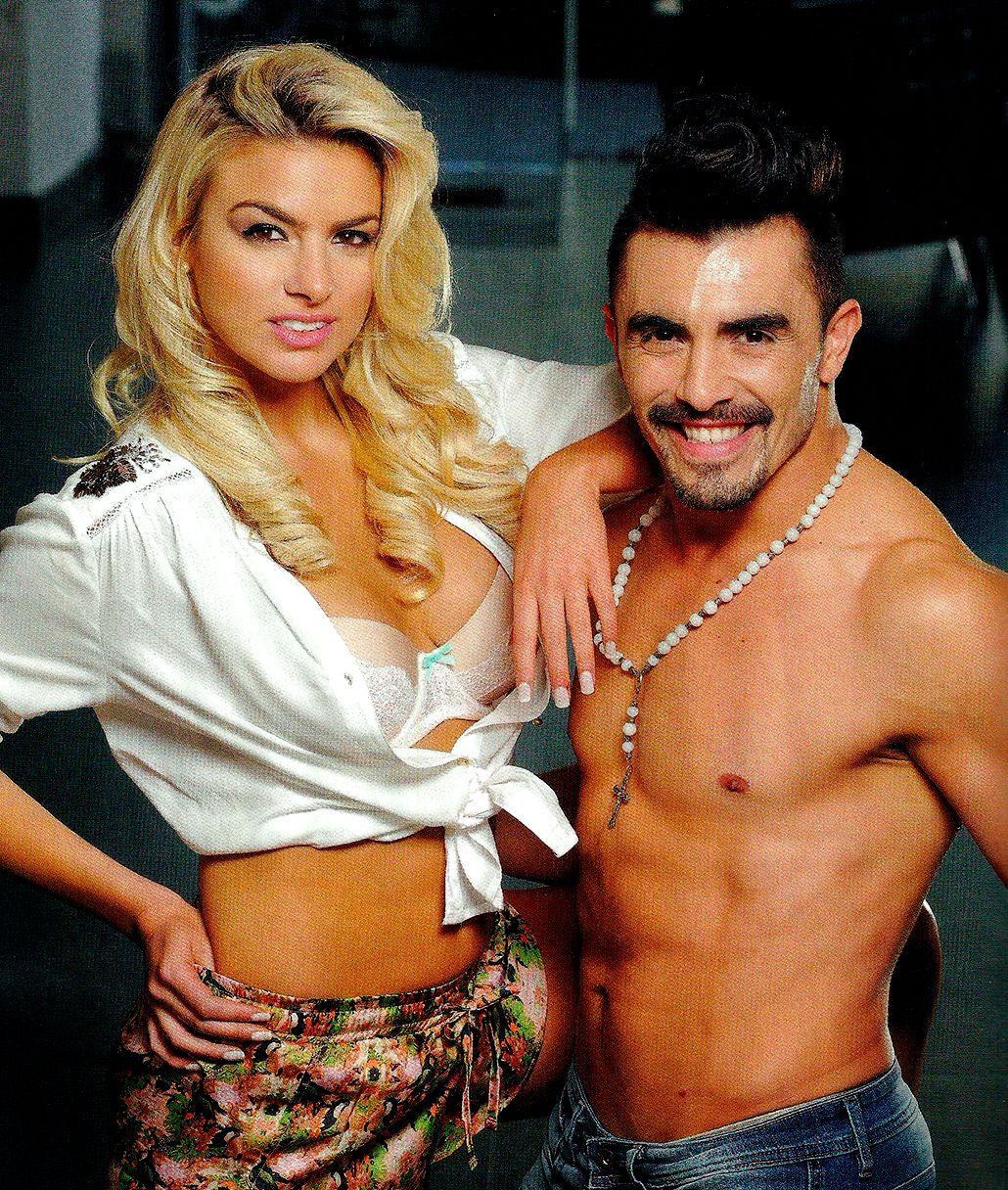La producción caliente de Ailén Bechara y Fernando Bertona: Tenemos feeling y mucha piel