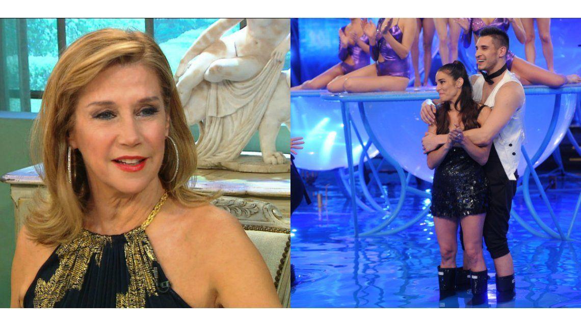 Marcela Tinayre, polémica: Juana fue la única que le dijo basta a Tinelli