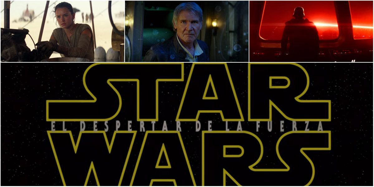 Mirá el trailer de Star Wars: El Despertar de la Fuerza