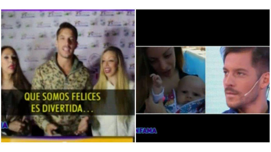 Francisco Delgado y su particular festejo del Día de la Madre: viaje en familia con Gisela Bernal, Barby Silenzi y los bebés